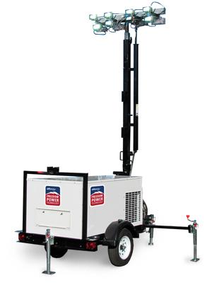 Standby Diesel Power Generator
